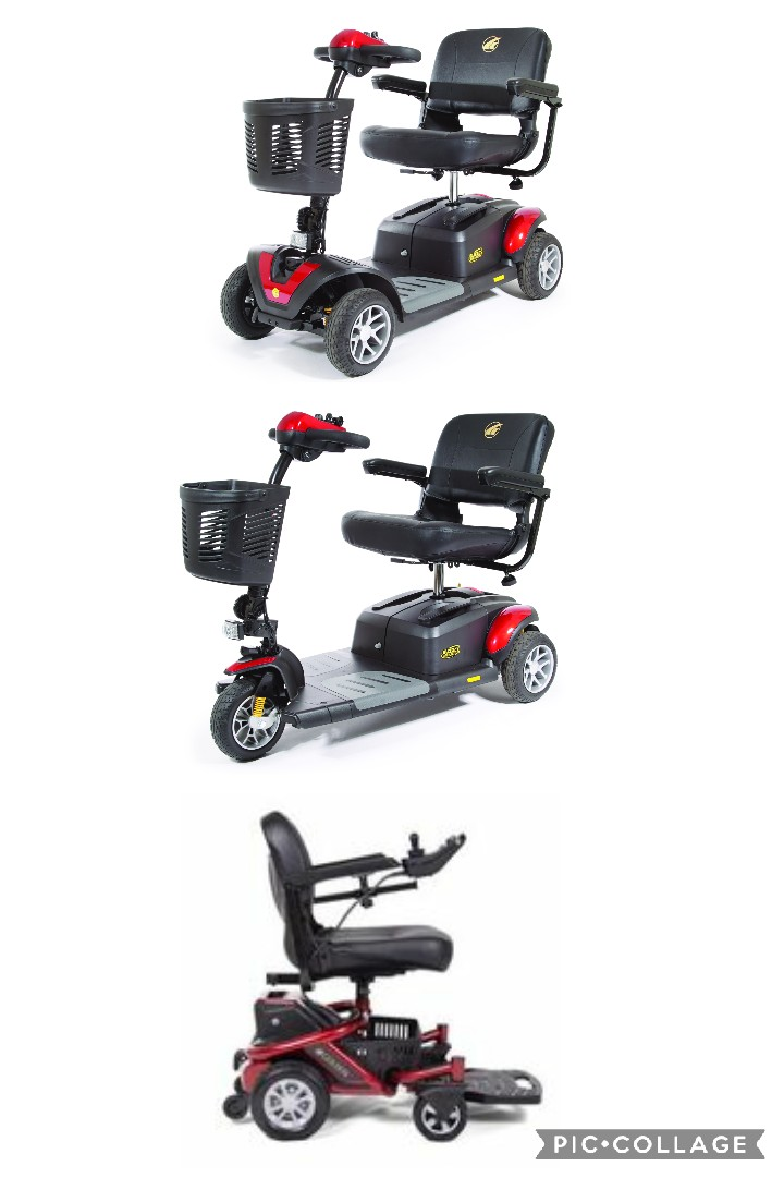 Medical Xpress Mobility Equipment for Sale - Scooters and Wheelchairs